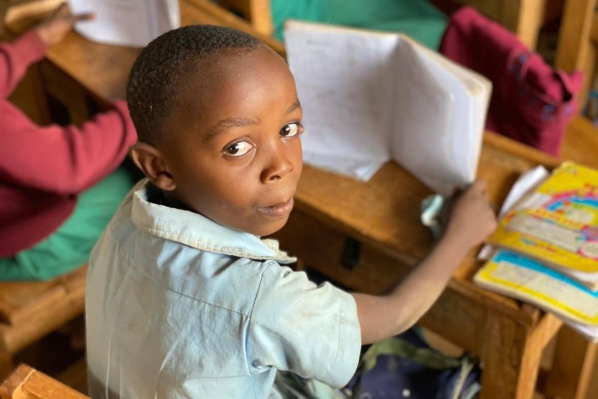 Mali dom - Misija u Africi - Projekt kumstva